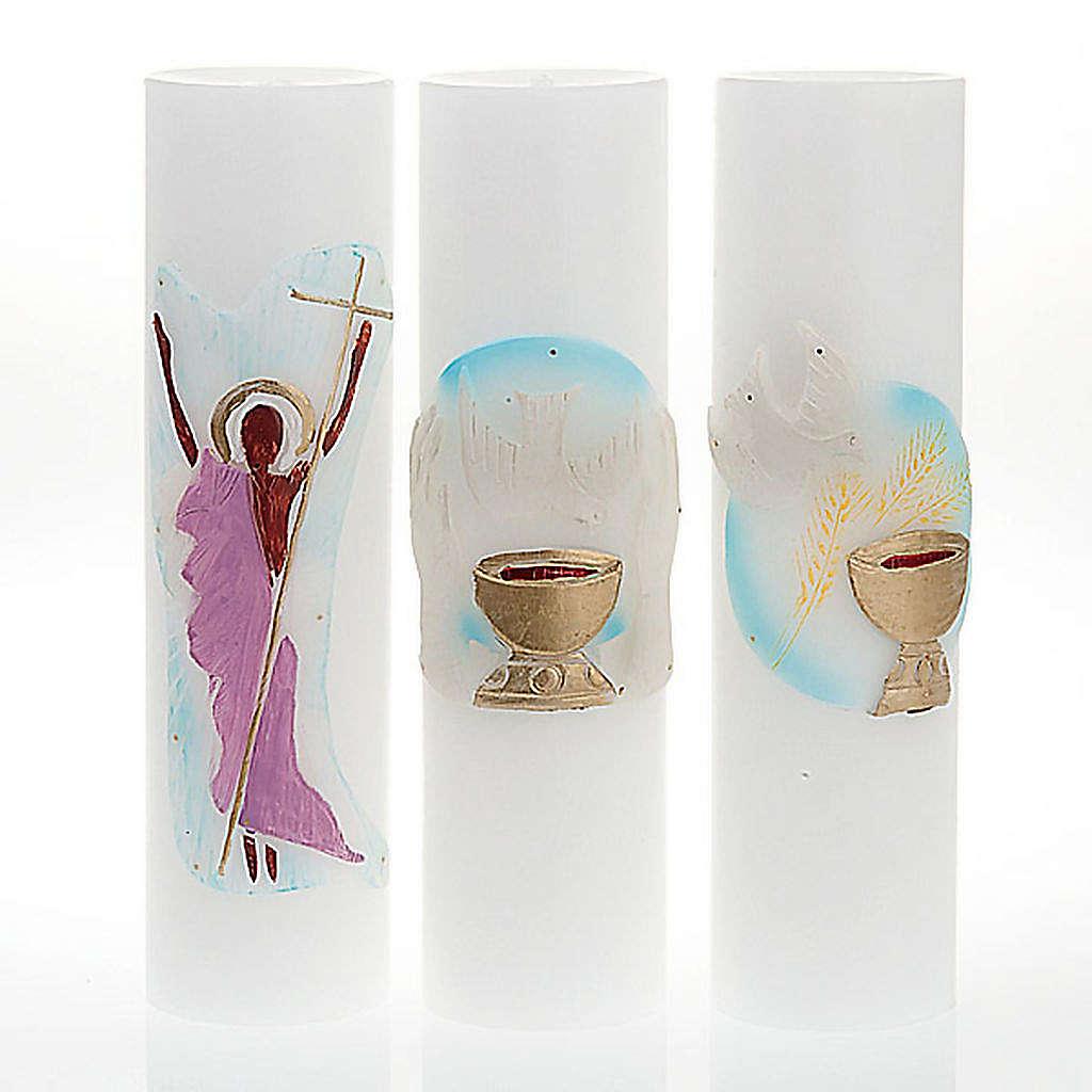 Decorative Altar Candle 3