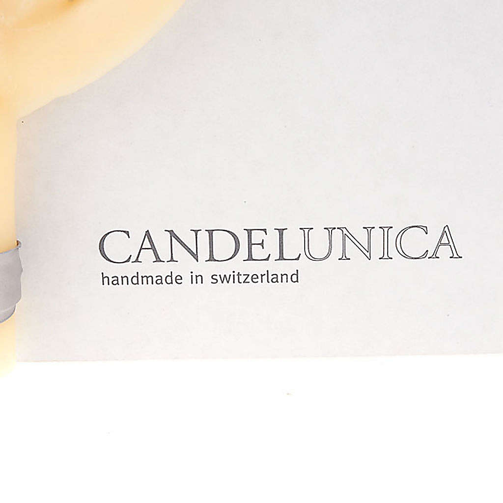 Candelunica candle 5 flames 3
