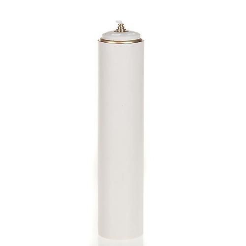 Świeca z płynnym woskiem z osłonką o średnicy 2,5cm 3