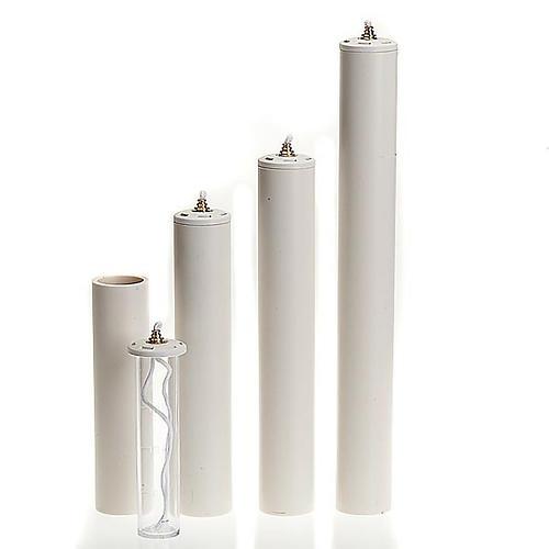 Świeca na wosk płynny z osłonką o średnicy 5cm 1