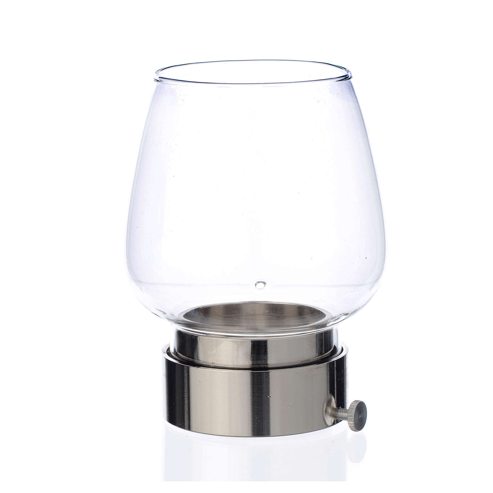 Glass wind-proof replacement for 5cm silver lamp 3