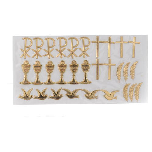Sticker Kit for Religious Candles 1