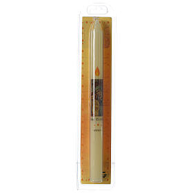 Beeswax Mater Ecclesia candle s2