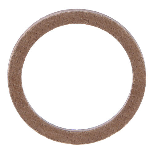 Insulating gasket for liquid candles, 4 cm diameter for PC004006-PC004008 1