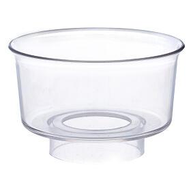 Protège-flamme en verre diam. 6 cm s1