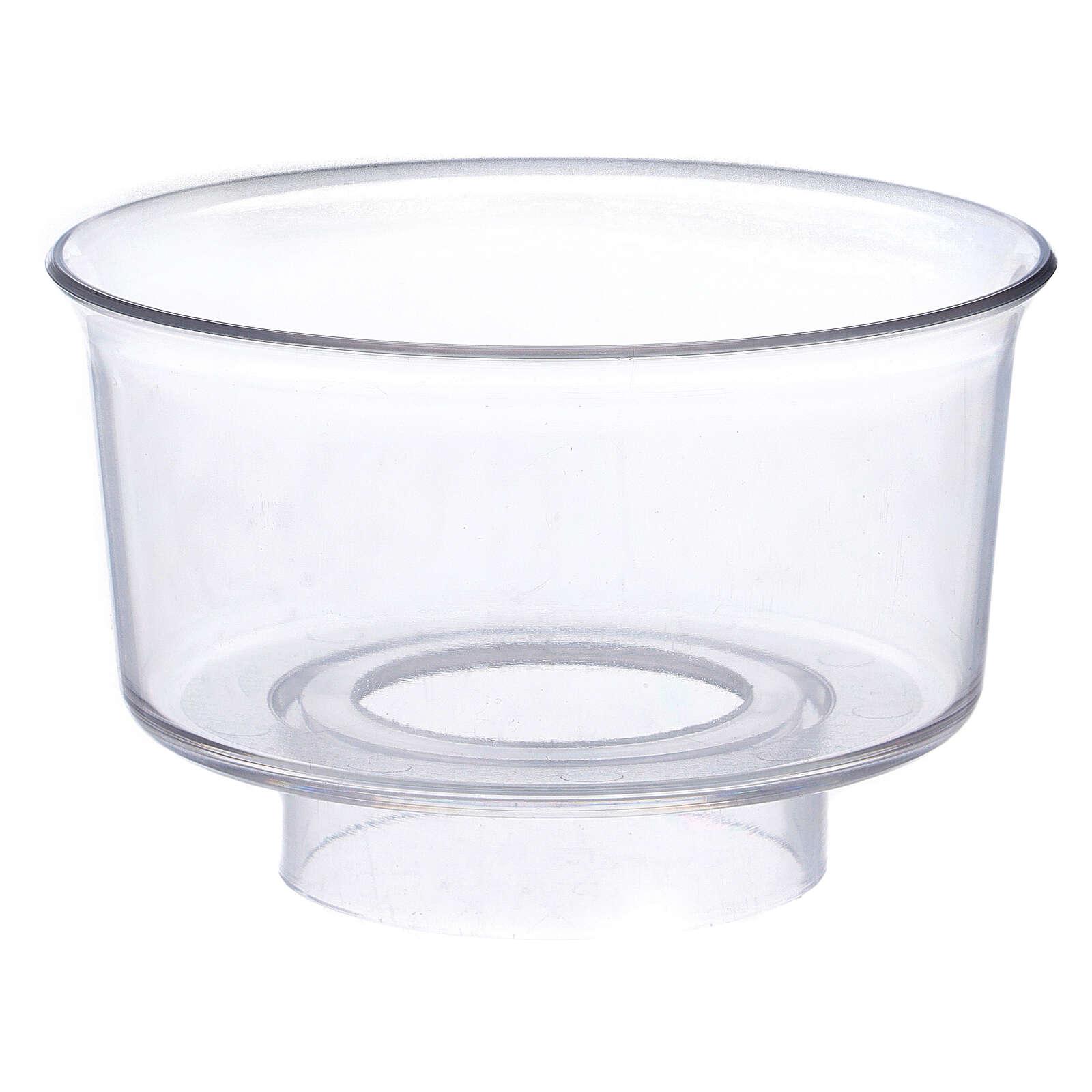 Anti-viento de vidrio diámetro 5 cm 3