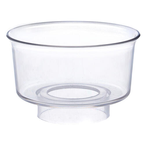 Paravento in vetro diametro 5 cm 1