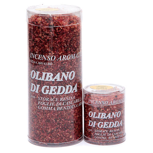 Incenso olibano di Gedda rosa 2