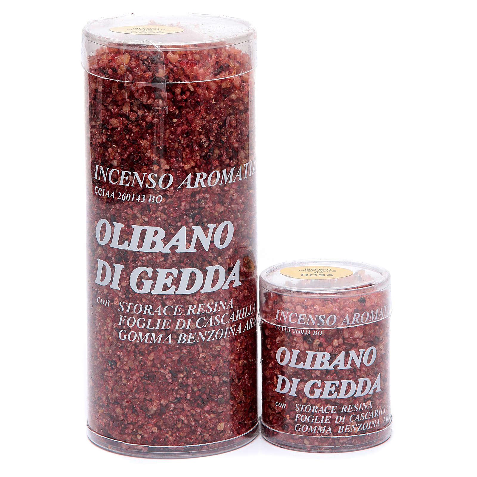 Incenso olibanum de Gidá rosas 3