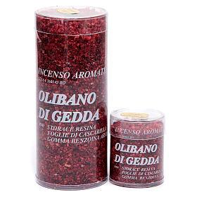 Kadzidło Gedda, aromat drzewa sandałowego s2