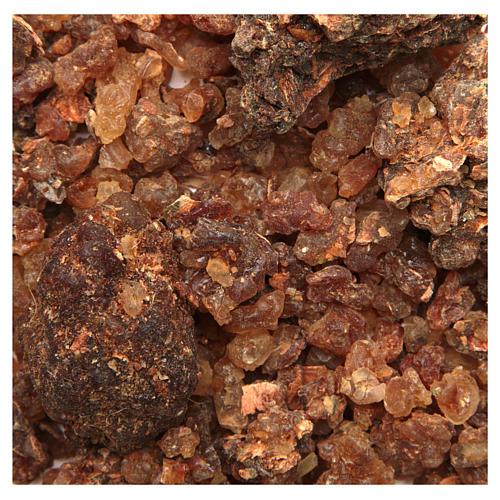 Morceaux de myrrhe 1