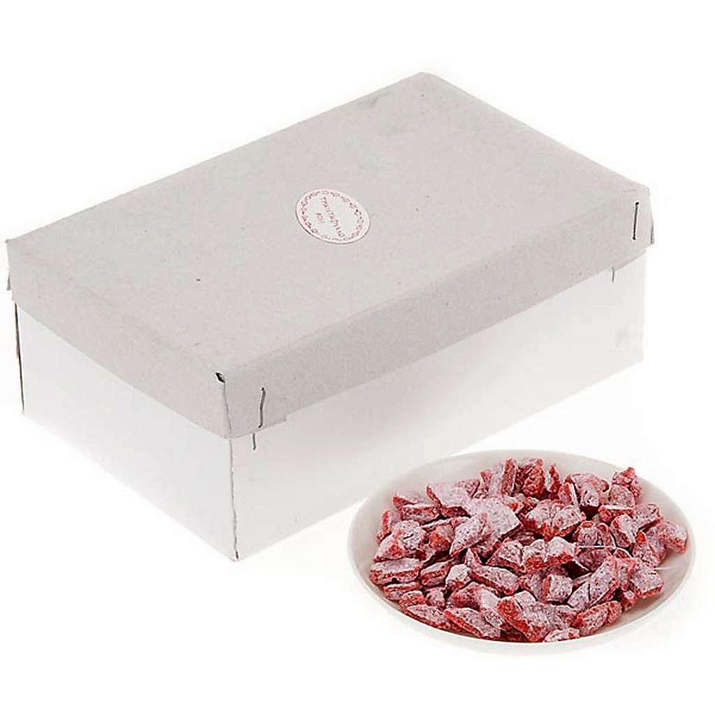 Incenso greco profumato di rosa in pezzi 1kg 3