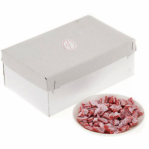Incenso greco profumato di rosa in pezzi 1kg 2