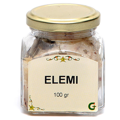 Cookie Jars For Sale Online Classy Elemi Aromatic Resin In Glass Jar 60gr Online Sales On HOLYART