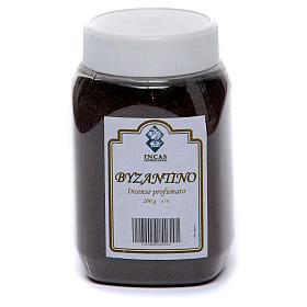 Incenso Byzantino perfumado em pó 200 gr s2