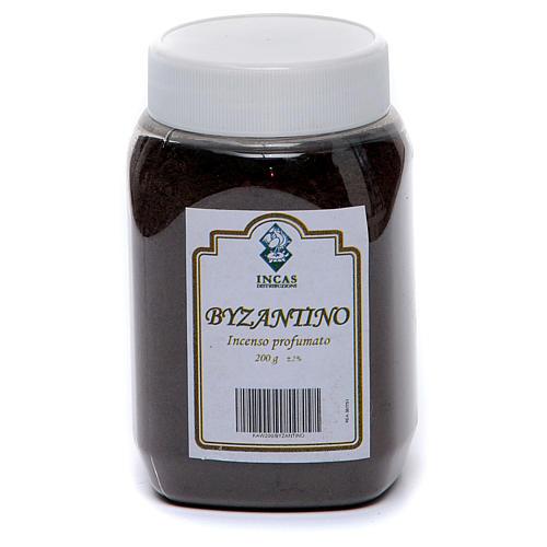 Incenso Byzantino perfumado em pó 200 gr 2