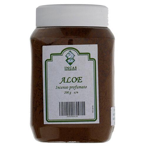Incense, perfumed Aloe 200gr 2