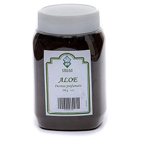 Incenso Aloe profumato in polvere 200 gr s2