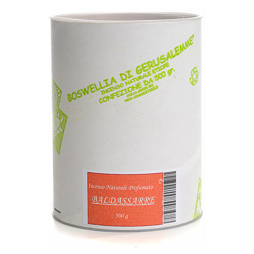 Incense Balthazar Boswellia of Jerusalem 500gr 2