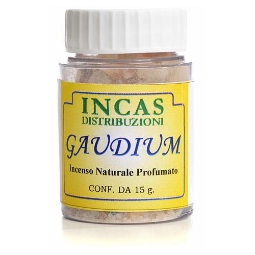 Incense Gaudium 15gr 2