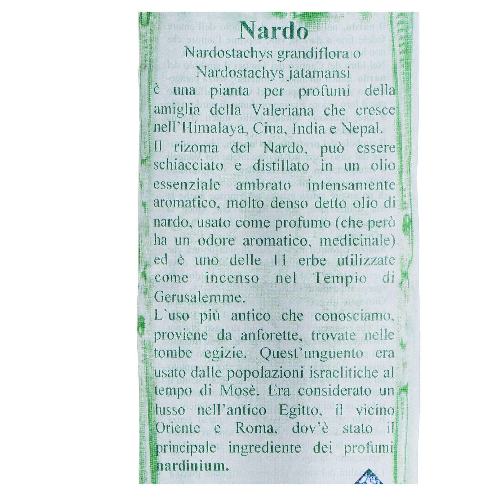 Óleo de Nardo 10 ml 3