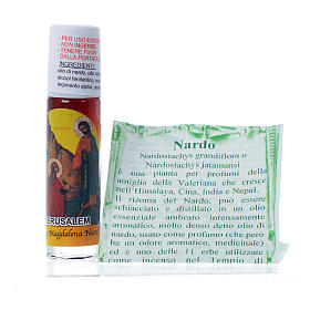 Incensos: Óleo de Nardo 10 ml
