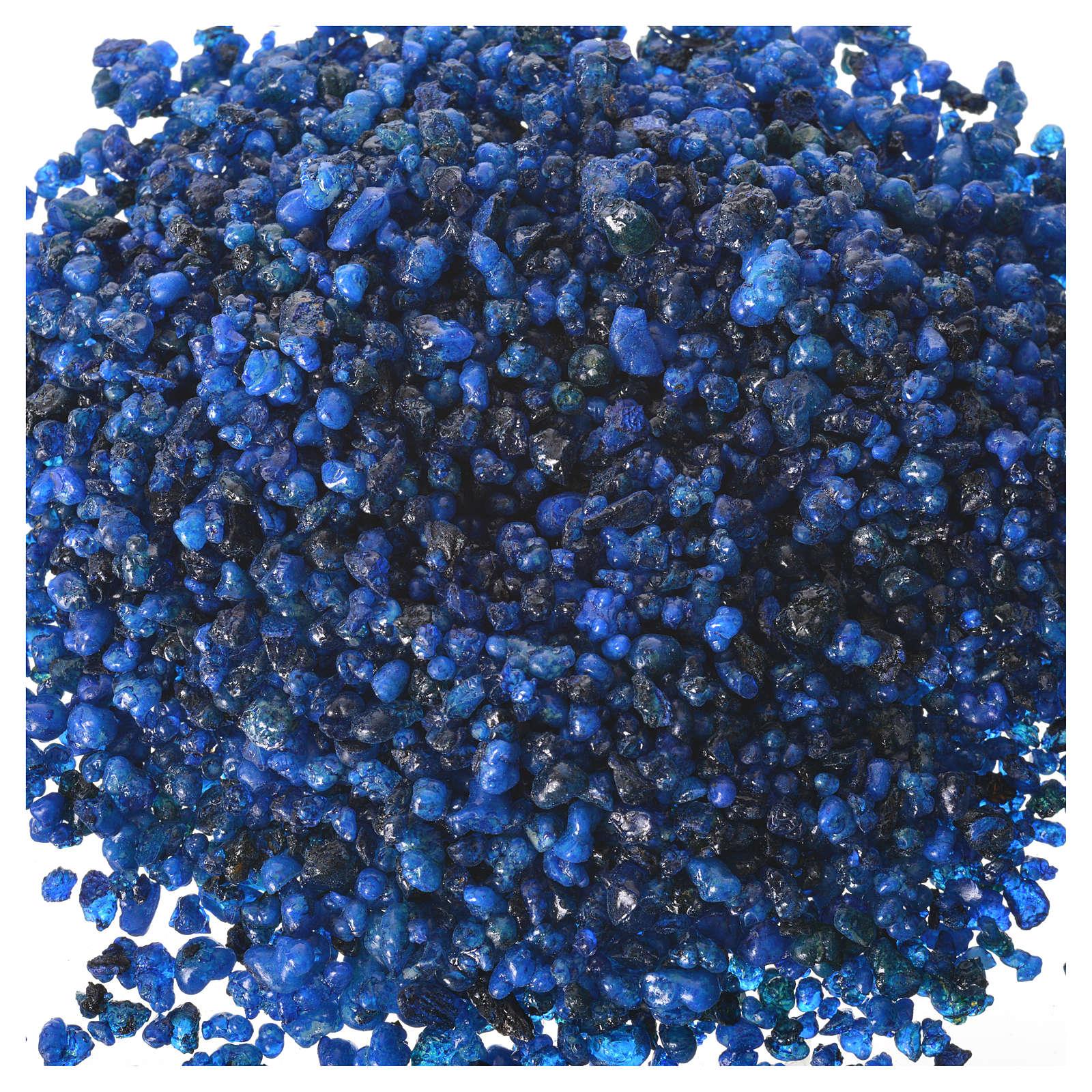 Incienso Olibano Azul profumado 500 gramos 3