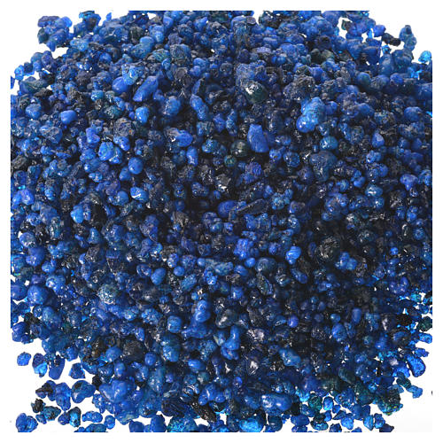 Olibanum Blue perfumed incense 500g 1