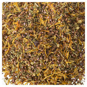 Aromatic herbs with incense, 180g s1