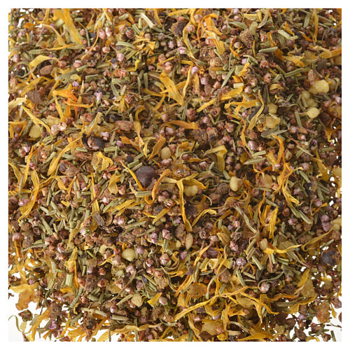 Aromatic herbs with incense, 180g 1