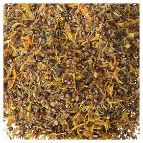 Encens: Herbes aromatiques avec encens 180 gr