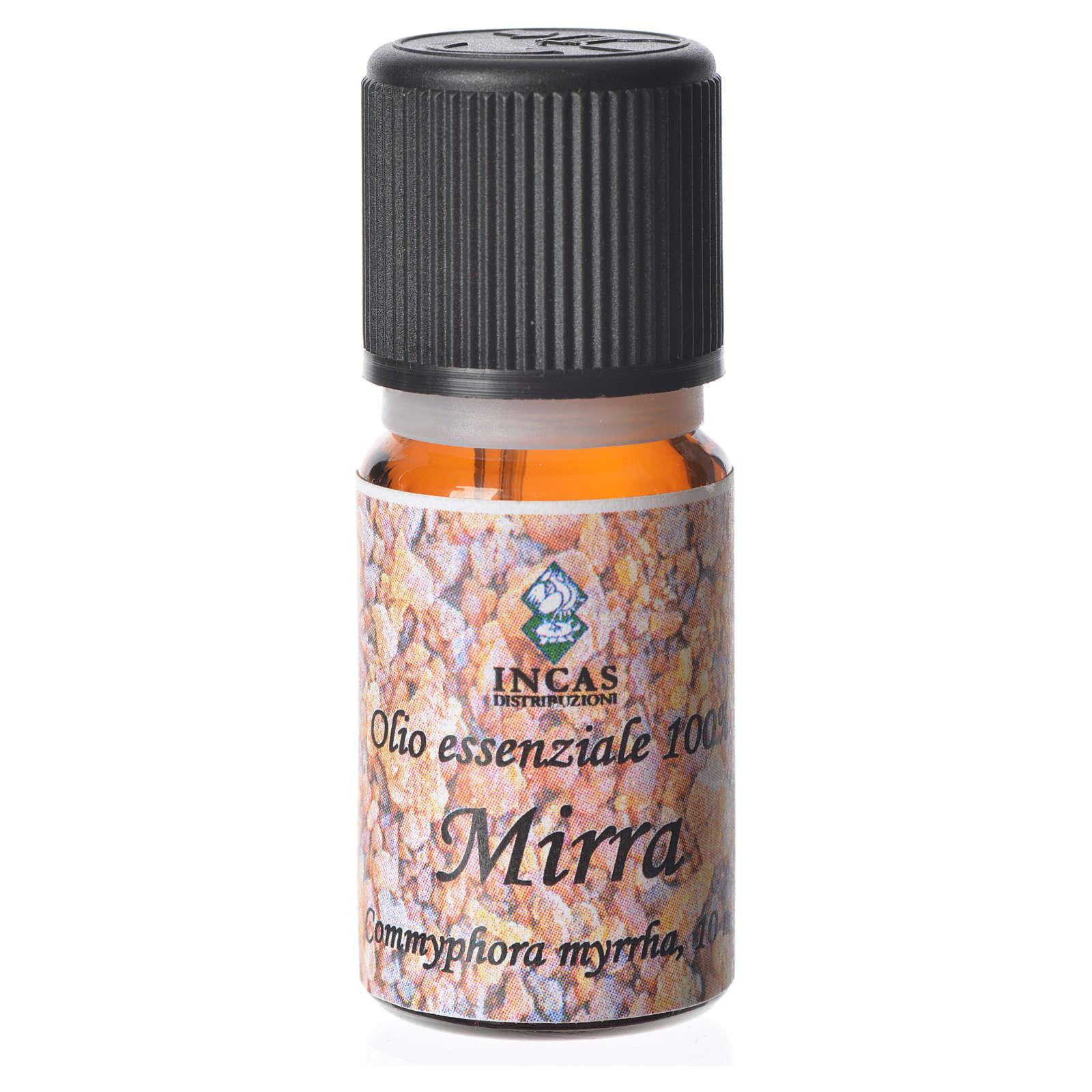 Olio essenziale puro al 100% di Mirra 3