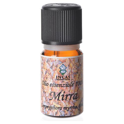 Olio essenziale puro al 100% di Mirra 1