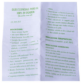 Aceite esencial puro al 100% de Ogaden s2