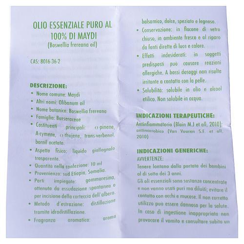 Aceite esencial puro al 100% de Maydi 2