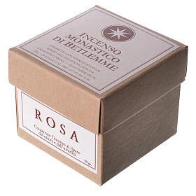 Incienso Rosa Monjes de Belén 90 gr s2