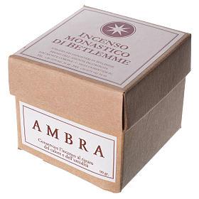 Amber Incense, Bethlehem Monks 90gr s2