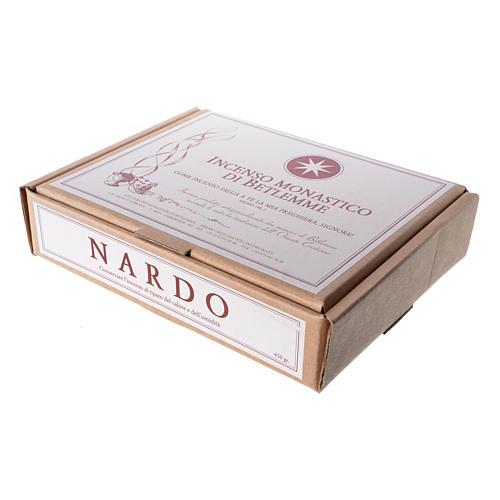Incienso Nardo 450 gr monjes de belén 4