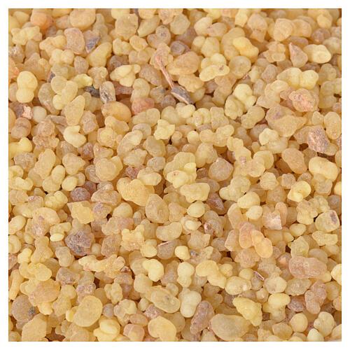 Incienso etíope puro Olibanum granos 1 Kg 1