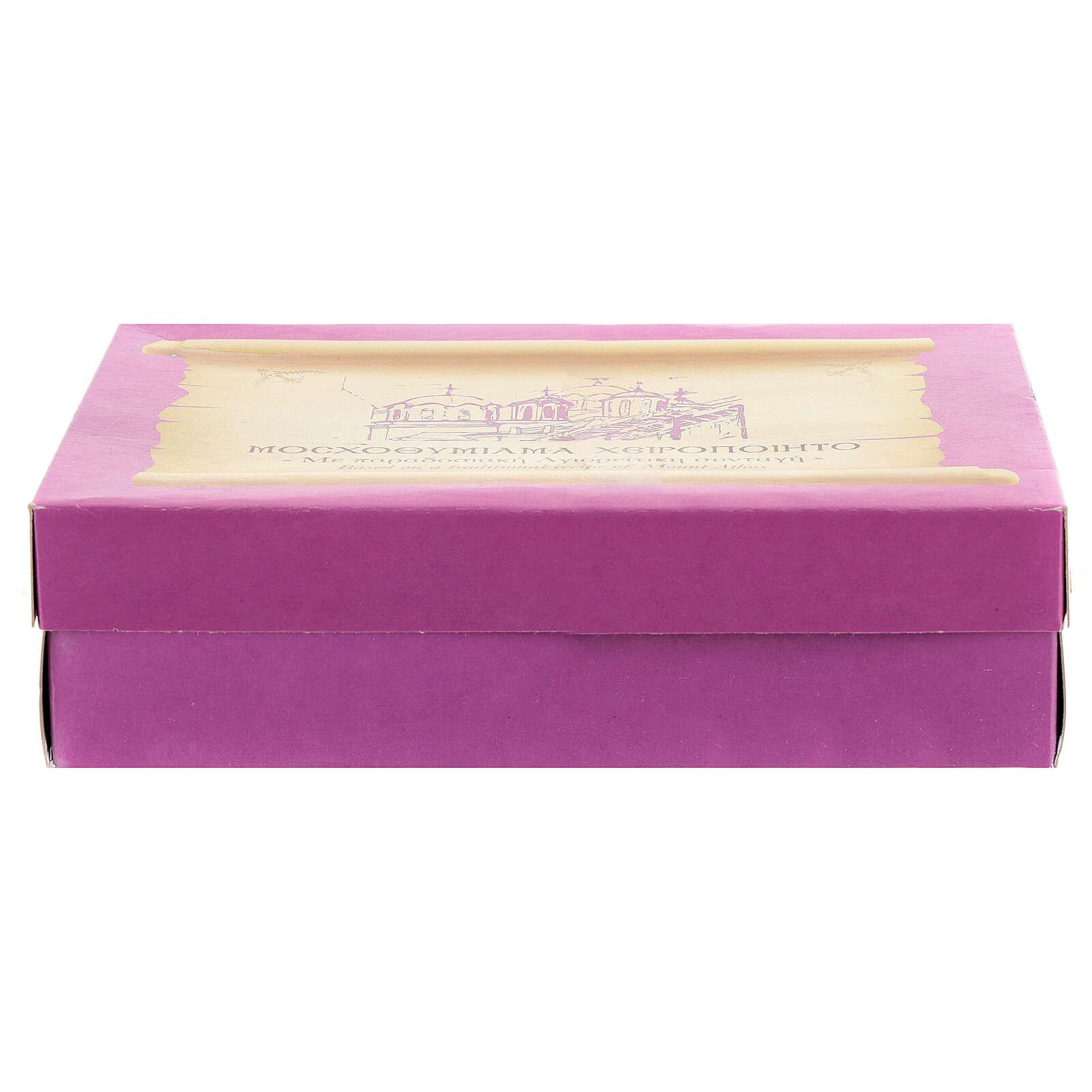 Incenso grego perfumado Violeta 1 kg 3