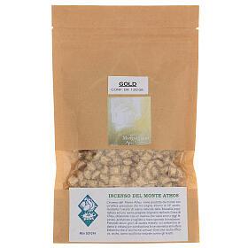 Greek Gold B type incense Mount Athos 120g s2