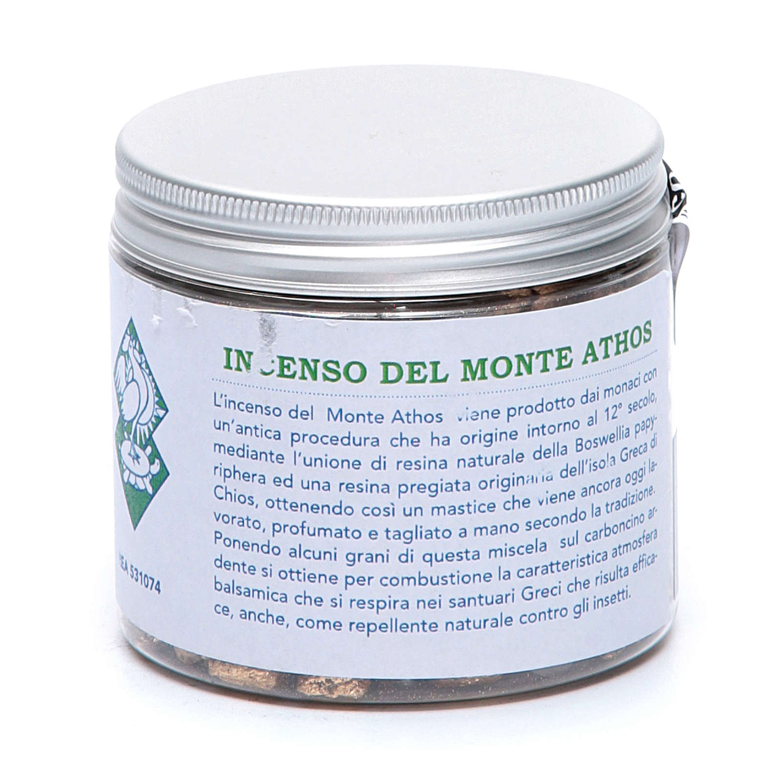 Incenso greco tipo Gold B Monte Athos 120 gr 4