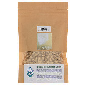 Incenso greco tipo Gold B Monte Athos 120 gr s2