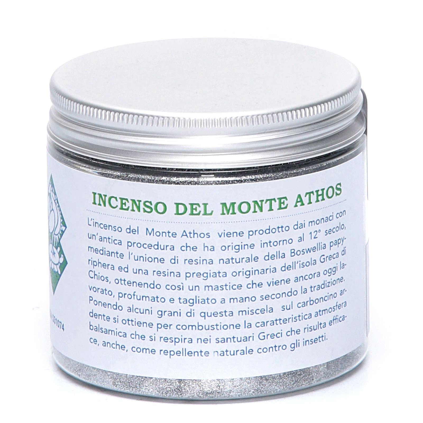 Incenso grego tipo Silver B Monte Athos 120 g 3