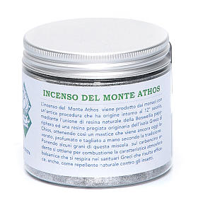 Incenso grego tipo Silver B Monte Athos 120 g s2