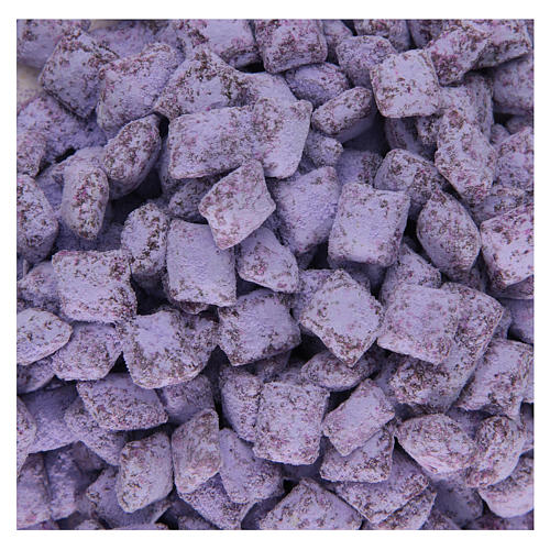 Greek violet perfumed incense Mount Athos 120g 1