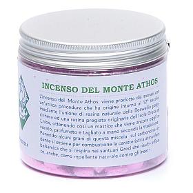 Incenso greco profumato dalla rosa del deserto Monte Athos 120 gr s2