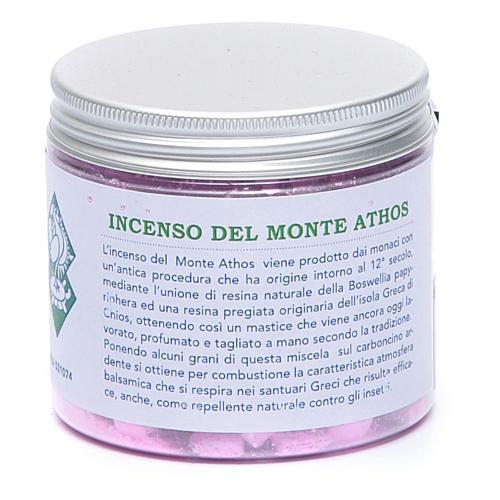 Incenso greco profumato dalla rosa del deserto Monte Athos 120 gr 2