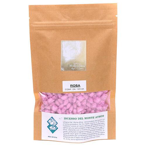 Incienso griego rosa monte Athos Monte Athos 120 gr 2