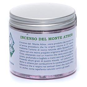 Incenso greco alla rosa monte Athos Monte Athos 120 gr s2